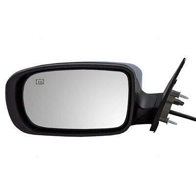 Power Mirror For 2011-18 Chrysler 300 Limited Right Manual Fold Heated Chrome