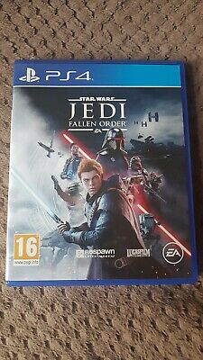 Star Wars JEDI: The Fallen Order (PS4) Pre-owned