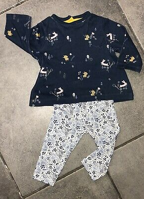Mothercare...F&F Baby Girls Outfit 0-3 M (up to 4.5kg/10lbs)