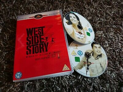 West Side Story (DVD, 2003) 2 Disc Special Edition