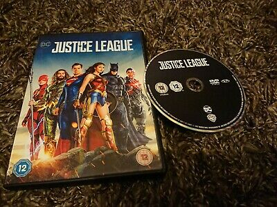Justice League (DVD 2018) DC
