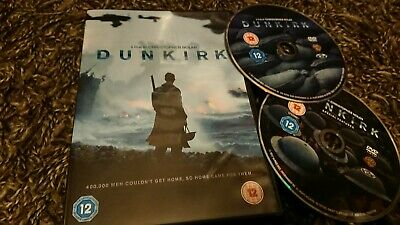 Dunkirk (DVD 2017) Limited 2 Disc Edition, Tom Hardy