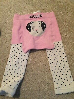 Joules Baby Tights 6-12mths