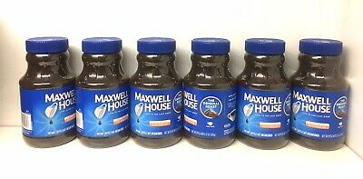 Maxwell House Original Roast Instant Coffee Discontinued 12