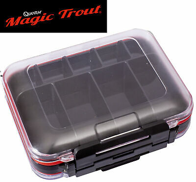Quantum Magic Trout Zubehör T-BOX Wasserdichte Tackleboxen