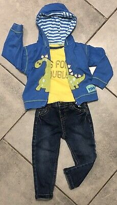 Marks & Spencer...Primark Baby Boy Outfit 12-18 M