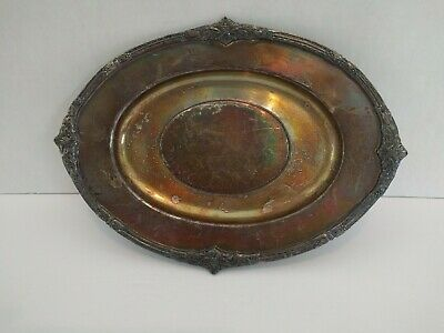 International 1847 Rogers Bros MARQUISE Oval plate