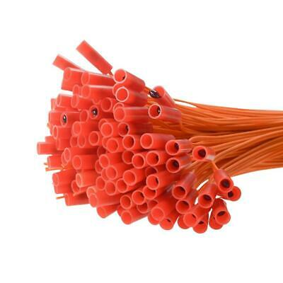 100 piece 100-pack 19.68 inch 50cm Wire Fireworks Firing System USA Stock