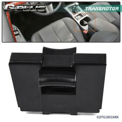 CENTER CONSOLE CUP HOLDER INSERT DIVIDER FOR SUBARU OUTBACK LEGACY 2005-2009 NEW