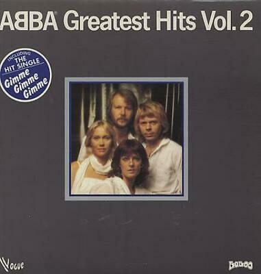 Greatest Hits Vol. 2 - 2nd Abba vinyl LP album record French 508580 VOGUE 1980