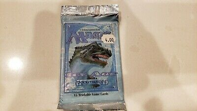 MTG Magic the Gathering Ice Age Brand New Factory Sealed Booster Pack 15 Cards
