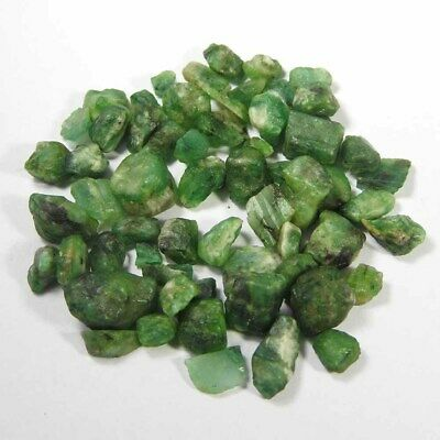 67.05Cts100%Natural Emerald Rough Wholsale Lot Loose Gemstone