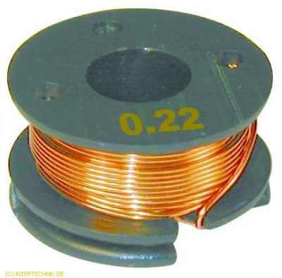 Intertechnik Air Coil Inductor 0,27mH 0,50 mm 270011