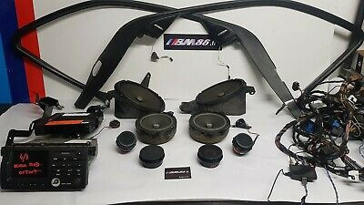 bmw e46 330i touring break kit sono hifi haut parleur harman kardon complet