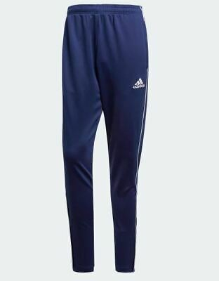 Adidas Blue tracksuit bottoms Junior Sportswear UK age 7-8 yrs *REF97