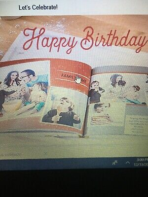 Shutterfly 8 x 8 photo book-expires 1/20/2020