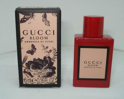 Parfums Gucci Nouvelle Miniature Bloom Ambrosia Di Fiori Eau De Parfum Int. 5Ml