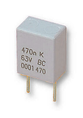 RAD Part # VISHAY BC COMPONENTS BFC236825224 220NF FILM PET 5 X CAP 100V