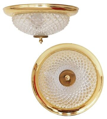Great Art Nouveau Ceiling Ceiling Light Wall Light Plafonier Brass