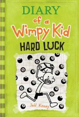 Diary of a Wimpy Kid: Hard Luck, Book 8 by Kinney, Jeff