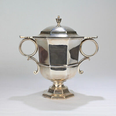 Antique Bailey Banks & Biddle George II Style Sterling Silver Loving Cup - SL