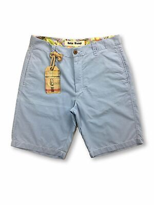 Tailor Vintage shorts in light blue FAULTY W32