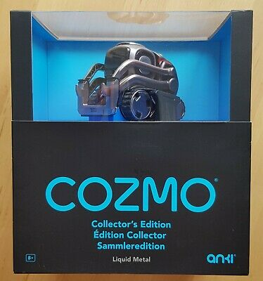 Anki Cozmo Collectors Edition with Carry Case - Free Postage