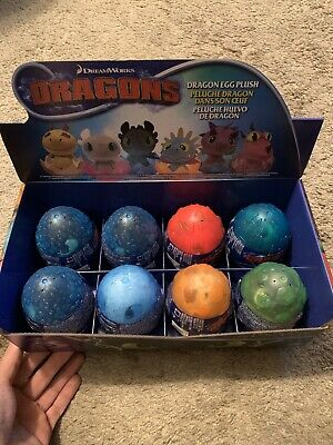 Dreamworks How To Train Your Dragon Egg Full Box