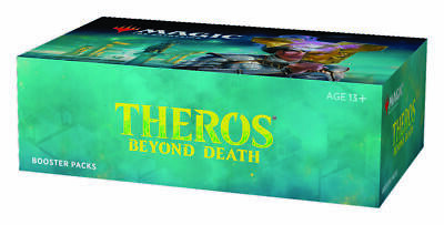 Theros: Beyond Death Booster Box NEW FACTORY SEALED MTG *PRESALE * ships by 1-24