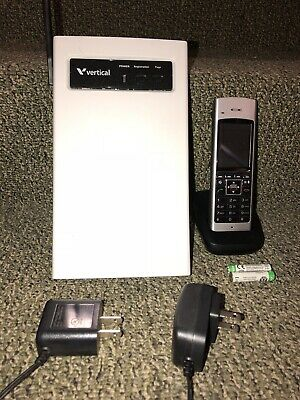 NEW Vertical Communications V11000 1.9Ghz DECT Digital Cordless