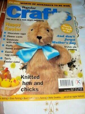 Popular Crafts Magazines  Lovely Happy Easter Makes