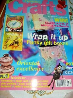 Popular Crafts Magazines Over 35 Projects