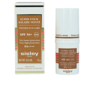 SISLEY - SUPER STICK SOLAIRE TEINTÉE SPF50+, 15 g - new in box & sealed