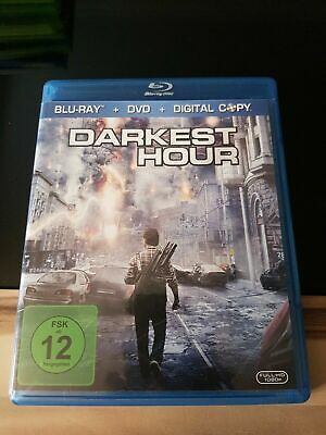 Blu-Ray DARKEST HOUR auf Bluray - DEUTSCH (Blu-Ray + DVD) - TOP!!!
