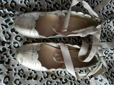 Next Girls  party  Shoes UK 1