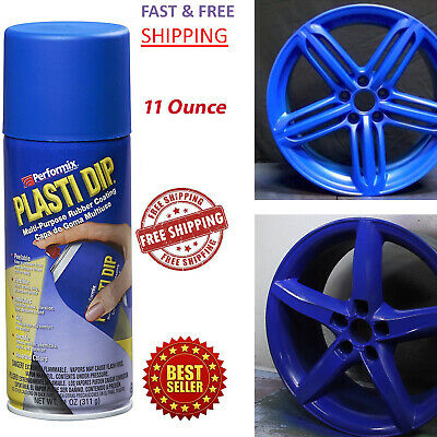 Plasti Dip Rubber Coating Spray Paint Matt Black Color Diy