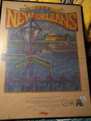 ***Vintage1988 New Orleans Republicans National Convention Excellent!**