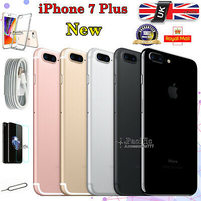 Unlocked Apple iPhone 7 Plus NEW Mobile Smartphone  32 128 256 GB All Colours UK