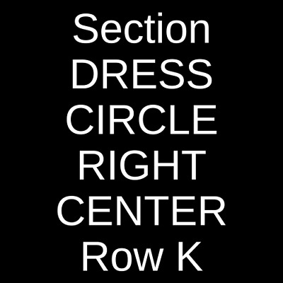 3 Tickets Dolly Parton's Smoky Mountain Christmas Carol 12/29/19 Boston, MA