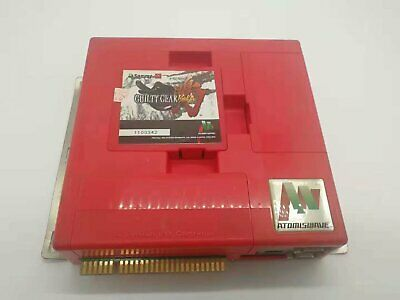 Sammy atomiswave  game card Guity Gear+motherboard
