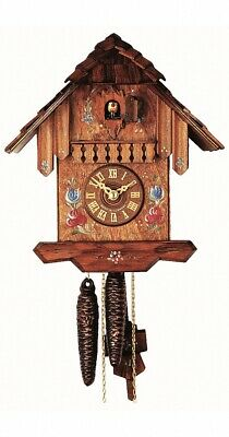 Cuckoo Clock Little black forest house RH 1311 NEW