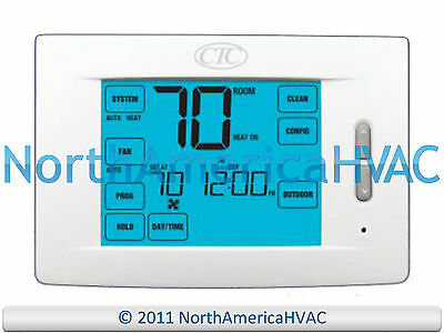 Prises Thermostat programmable 7 jours semaines programme 230 V 16 A #a44