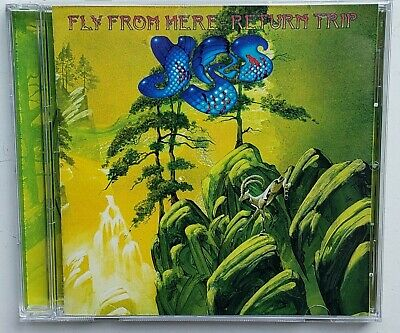 YES Fly From Here - Return Trip  CD album 2018 (brand new)