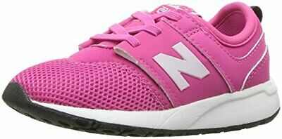 New Balance Infant/&Toddlers/' Girl/'s 247 CLASSIC Running Shoes Pink KA247PPI b