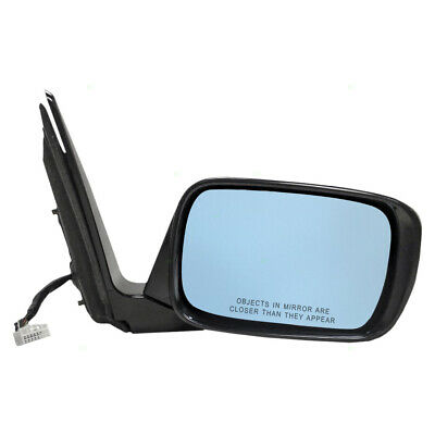 Mirrors Power Heated Memory Turn Signal Blue Tint Pair Set for 10-13 MDX