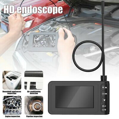 Industrial Endoscope 4.3inch LCD Screen Borescope 1080P Pipe Inspection Camera
