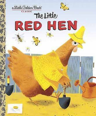 Lgb The Little Red Hen, Hardcover, Free Postage