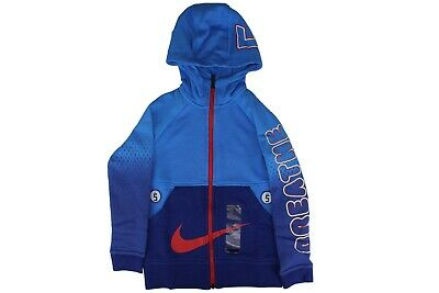 Nike Girls Chloe Swientek Doernbecher Size: Small Modern Full Zip Hoodie New