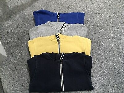 Next Hooded Tops X 4 Age 3-4yrs