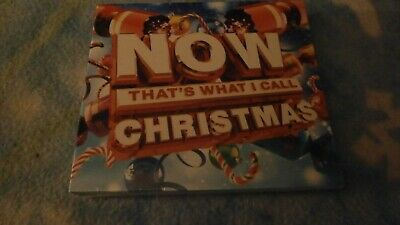 new sealed NOW THATS WHAT I CALL CHRISTMAS 3 disc cd